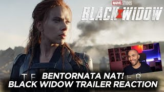Black Widow TRAILER REACTION MCU Fase 4 - Bentornata Nat!