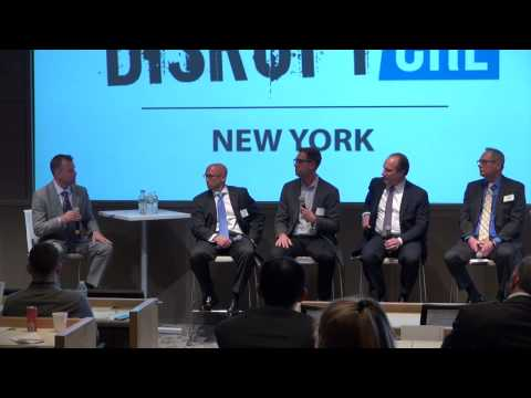 DisruptCRE NYC 2015 - Pardon the Disruption: Technologies Connecting Us to Buildings of the Future