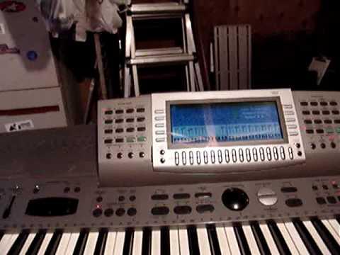 Any Technics Kn6000 Keyboard Style S