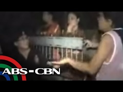 TV Patrol: Alvin Flores Gang safehouse yields guns, uniforms