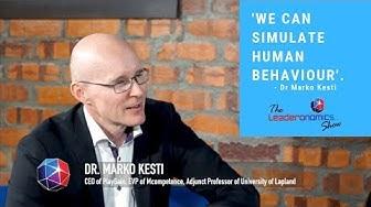 Practice With Your Digital Twin - Dr Marko Kesti, PlayGain