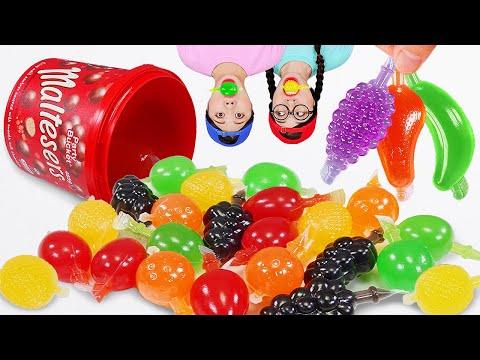 Tiktok Fruit Jelly
