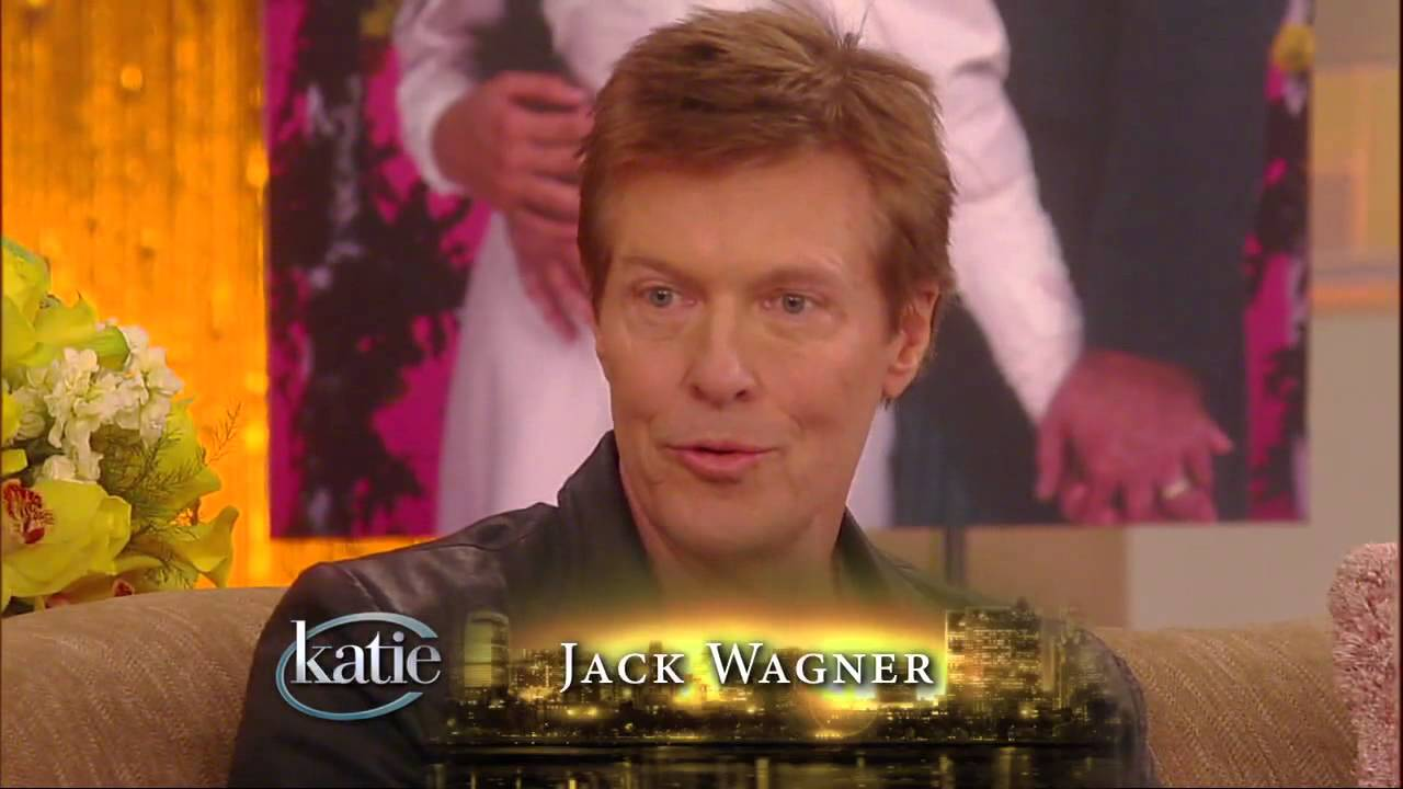 Jack Wagner Wife Cool jack wagner's real life soap opera - youtube