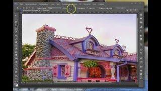 Уроки Фотошопа №1/Основные инструменты/ Photoshop CS6 на русском языке