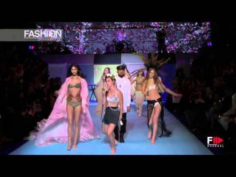 Major Lazer - Lean On (feat. MØ & DJ Snake) Live at ETAM Paris Fashion Week Show