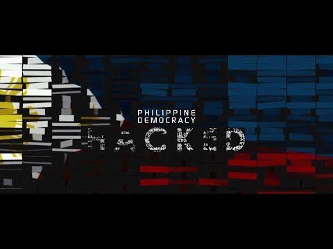 Philippine Democracy Hacked