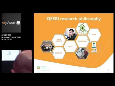 Presentation of QEERI