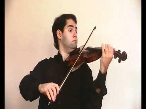 Vasken Fermanian - YTSO Violin Audition 2011