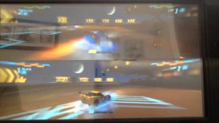 Cars2 Wii - Episode 1