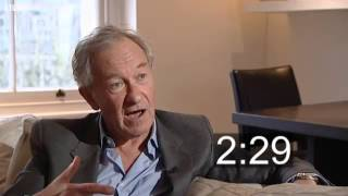 Five Minutes With: Simon Schama