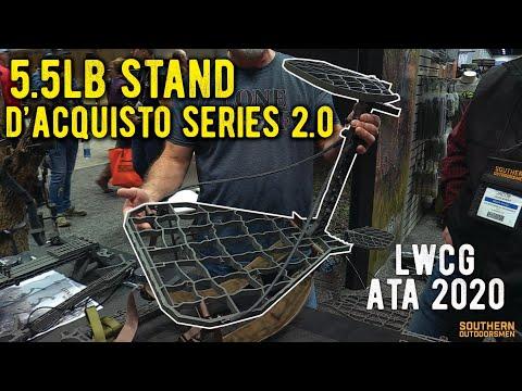 5.5lbs STAND - LONE WOLF CUSTOM GEAR D'ACQUISTO SERIES 2.0 - ATA 2020