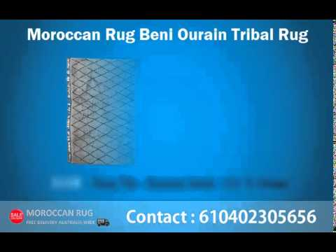 Moroccan Beni Ourain Rug For Sale