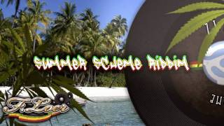 Summer Scheme Riddim ( Dancehall ) 2011 - Mix By Floer