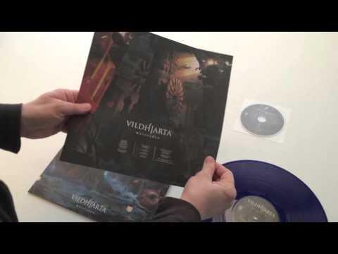 VILDHJARTA - Masstaden (Vinyl Unpacking)