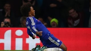 STAND UP FOR THE SPECIAL ONE!...AND WILLIAN! | Chelsea 2 Dynamo Kiev 1 | Review