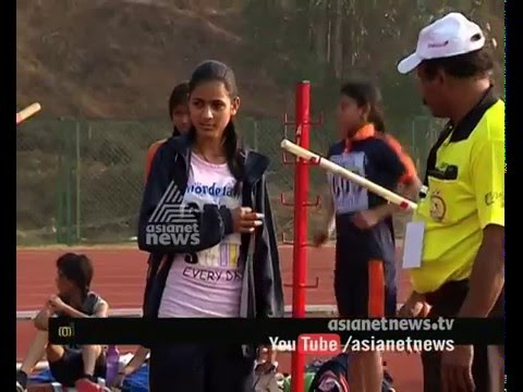 Collapsing Standard of pole vault competition in National School Sports Meet 2016
