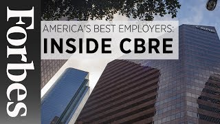 Inside Americas Best Employers: CBRE