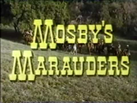 1966 Walt Disney's Mosby's Marauders Opening & Closing Theme (with credits)