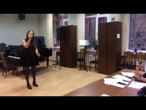 Музыкальный институт А.Г. Шнитке 2 тур конкурс Эстафета искусств Ильина Екатерина