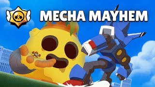 Brawl Stars: Mecha Mayhem