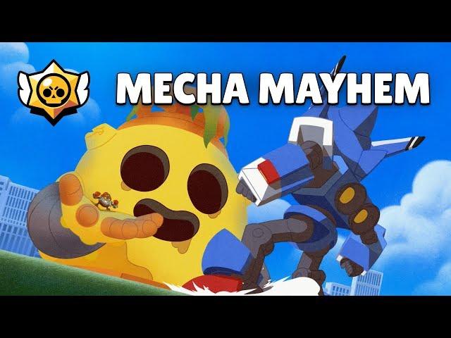 Brawl Stars: Mecha Mayhem