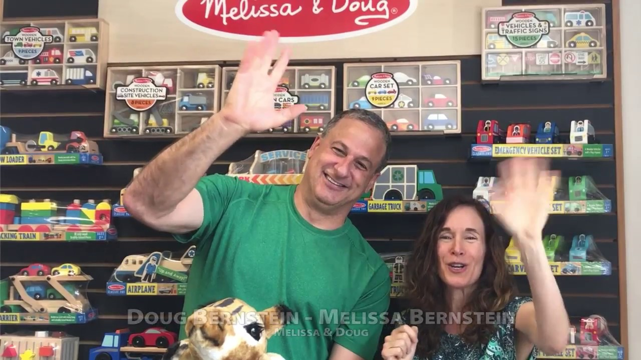 Melissa Doug Celebrate 30 Years Of Play With Learning Express Toys