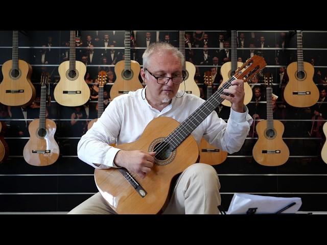 Salvador Cortez CC-22 | Chitarra classica | Guitar test by Leonardo Gallucci