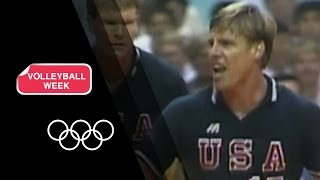 Top 5 Olympic Beach Volleyball Moments