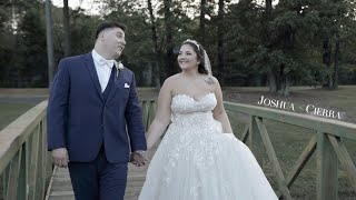 Joshua & Cierra | Kiln Creek Golf Club | Newport News, VA Wedding Videographer