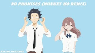 Nightcore No Promises Monkey MO Remix