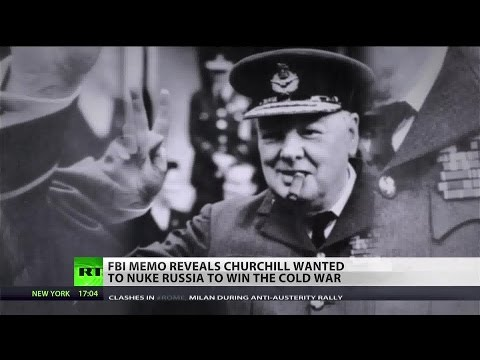 REVEALED: Churchill lobbied US to nuke Moscow