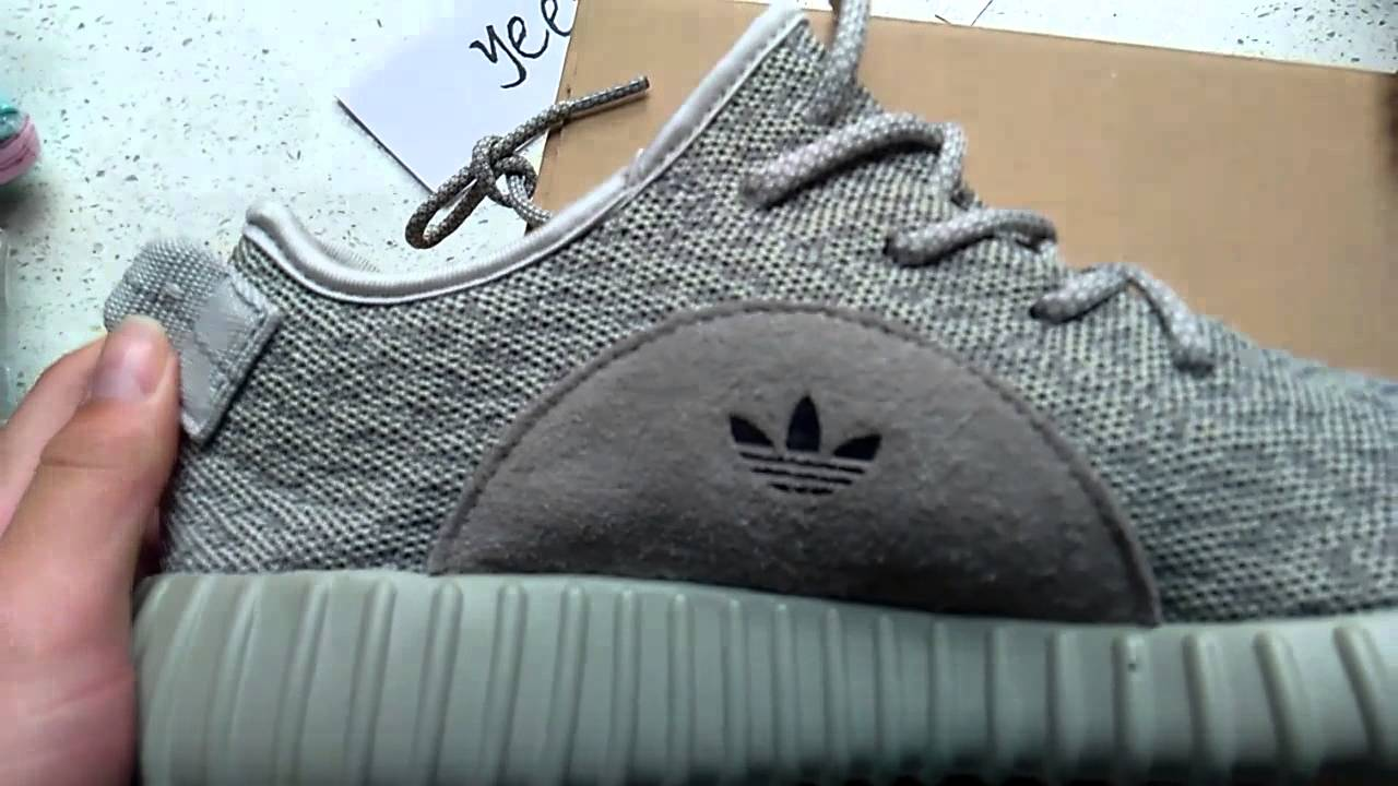 03367a9403c20 Original Moon Rock DHgate Seller Adidas Yeezy Boost 350 shoes and box  preview - YouTube