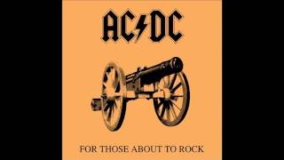 AC/DC - For Those About to Rock Cov...