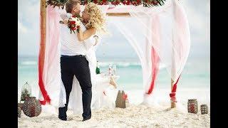 Свадьба в Мексике на диком пляже Ривьеры Майя Марии и Константина