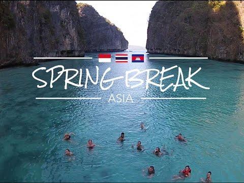 Spring Break   Thailand   Cambodia   Bali