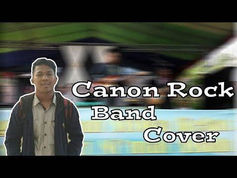 Canon Rock - (Band Cover)   SMAN 1 KRANGKENG