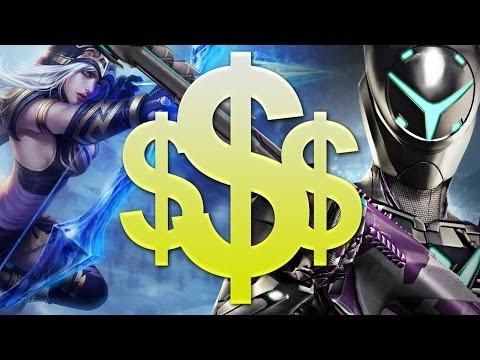 Free2Play - Top 10 - Die höchsten Pro-Spieler-Einnahmen