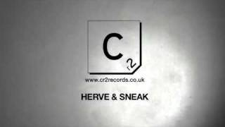 Herve & Sneak - Droppin Kisses (Herve Club Mix)