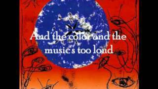 The Cure - Open (with lyrics)