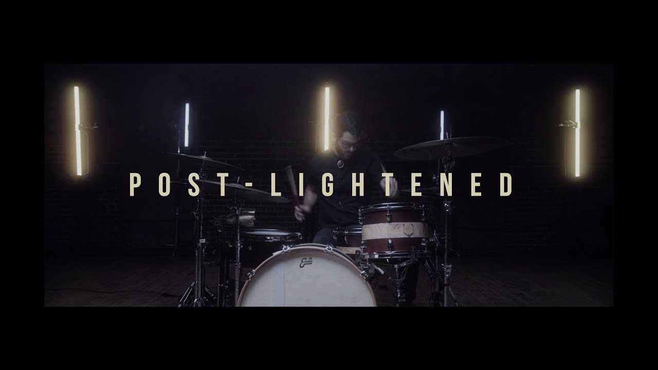 "Evan Chapman Releases Video for ""Post-Lightened"" on Vic Firth YouTube Channel"