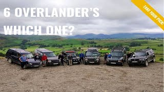 NW Overlander Wet Weekend in the Lake District
