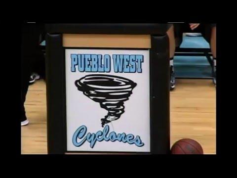 Final 4 Pep Rally Pueblo West High School