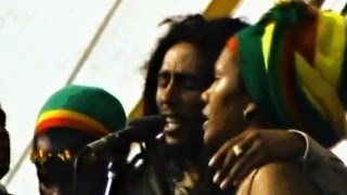 "Bob Marley - ""Zimbabwe"" - Live at Amandla Festival - Video HQ"