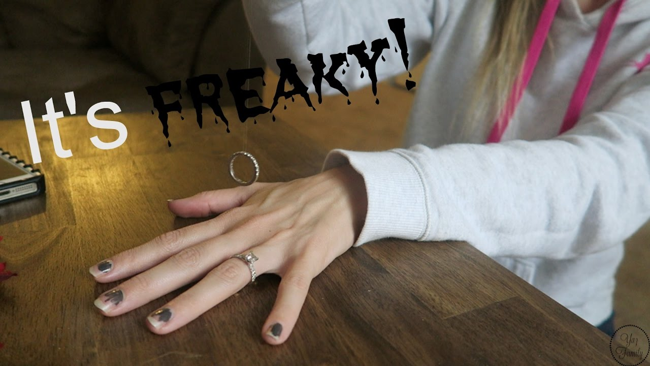 GENDER RING TEST - FREAKY