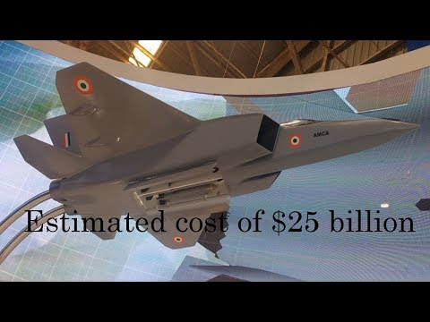 India's Stealth Fighter will be Superior to China's J-20 and Russia's PAK FA T-50