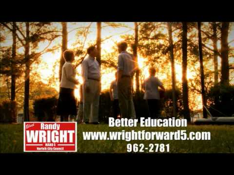Randy Wright Television Commercial