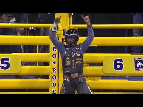 2018 Wrangler NFR Round 3 Highlights