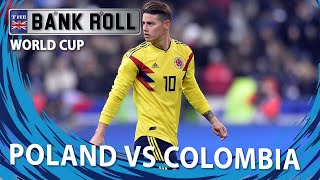 Poland vs Colombia | World Cup 2018 | Match Predictions