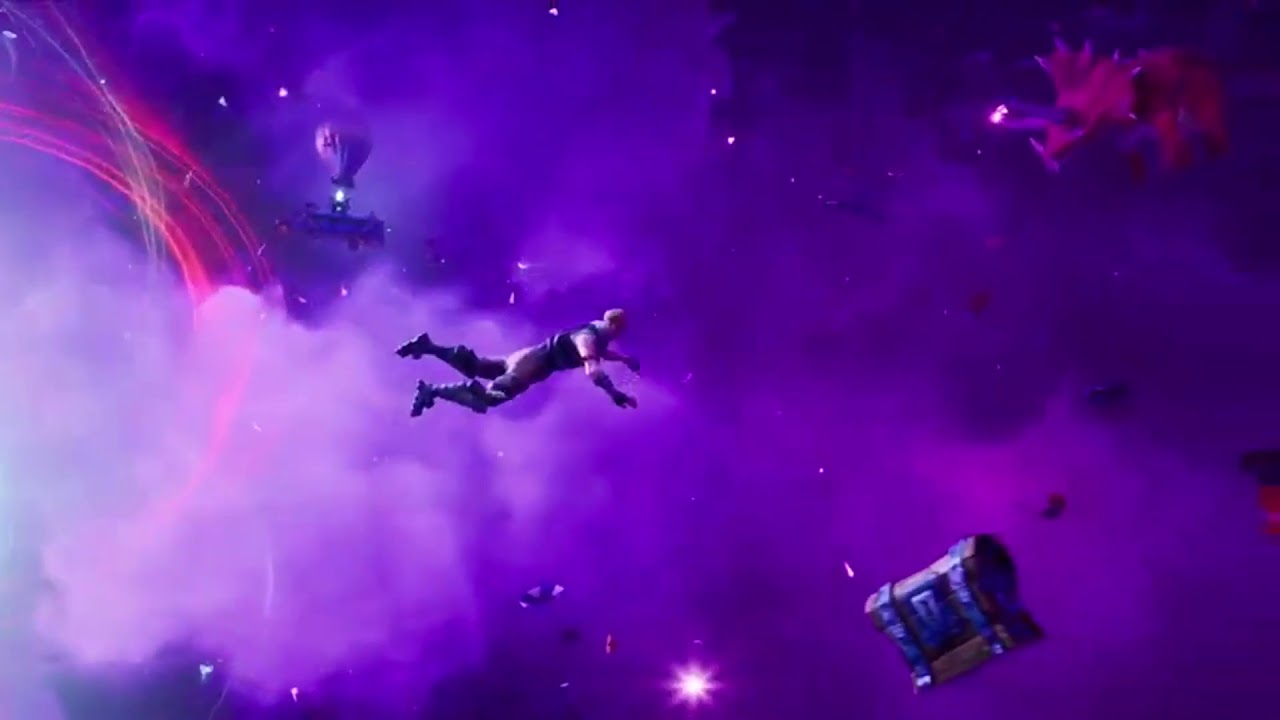 (Filtrado) Trailer de la temporada X || Fortnite