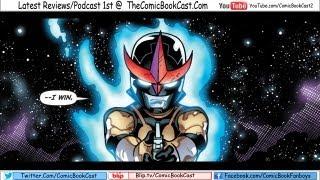 """Nova #5 """"Space Tigers"""""""